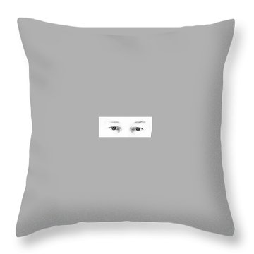 Open Doors Throw Pillow
