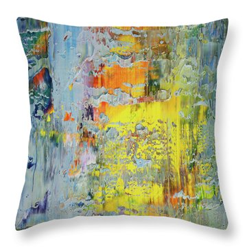 Opt.66.16 A New Day Throw Pillow