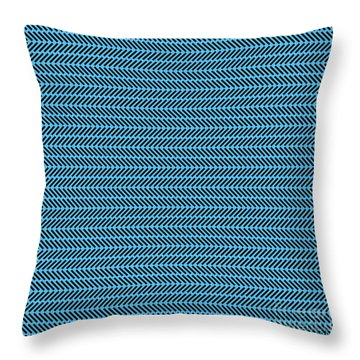 Optical Illusion No 2. Throw Pillow