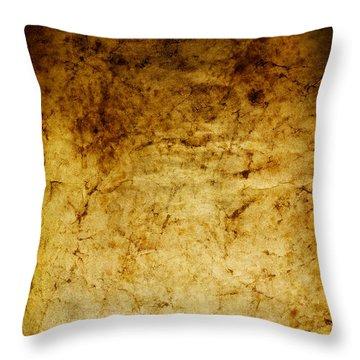 Opulence Throw Pillow by Andrew Paranavitana