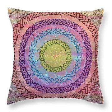 Order Throw Pillow