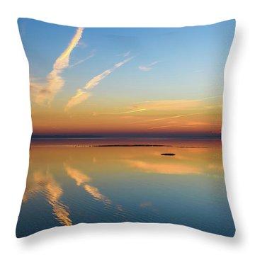 Or'dinaire Throw Pillow
