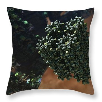 Ordo Ab Chao Throw Pillow