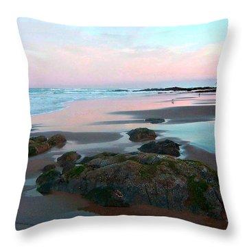 Oregon Coast 2 Throw Pillow