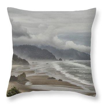 Oregon Dream Throw Pillow