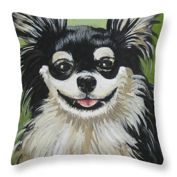 Oreo Throw Pillow