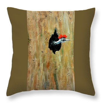 Original Bedhead Throw Pillow