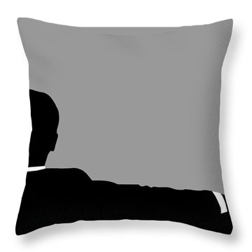 Original Mad Men Throw Pillow