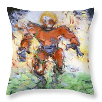 Orion The Hunter - For Jack K. Throw Pillow