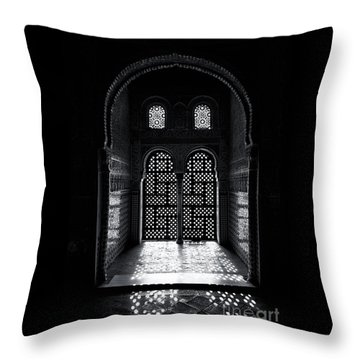 Granada Throw Pillows
