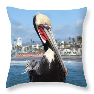 Oside Charlie Throw Pillow