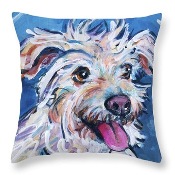 Osita Throw Pillow