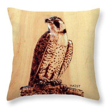 Osprey 2 Pillow/bag Throw Pillow