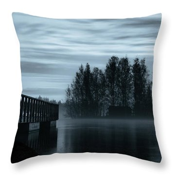 Ostrogoth Throw Pillow by Matti Ollikainen
