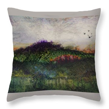 Other World 1 Throw Pillow