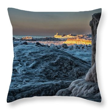 Other Worldly Throw Pillow