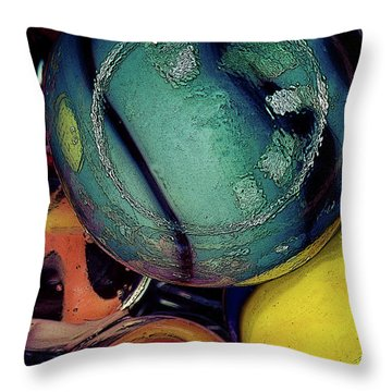 Other Worlds I Throw Pillow