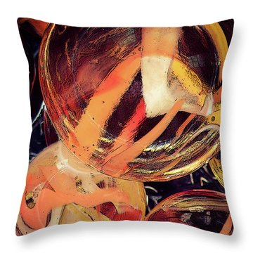 Throw Pillow featuring the photograph Other Worlds II by Shelly Stallings