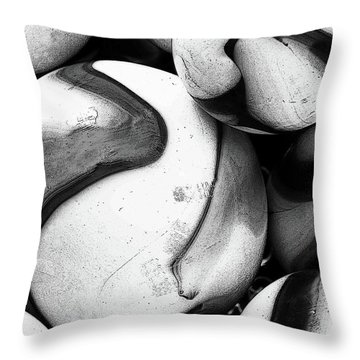 Throw Pillow featuring the photograph Other Worlds IIi by Shelly Stallings