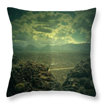 Otherside Throw Pillow