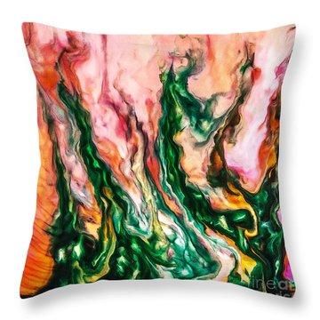 Otherworld  Throw Pillow