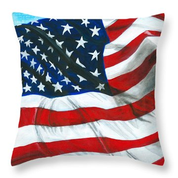 Our Civil Rights Throw Pillow