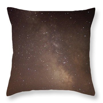 Our Galaxy I Throw Pillow
