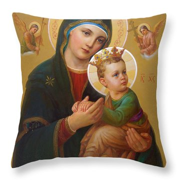 Vatican Throw Pillows