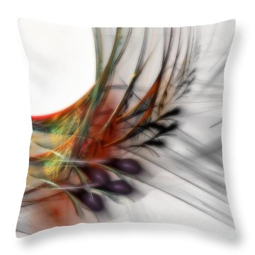 Our Many Paths Throw Pillow