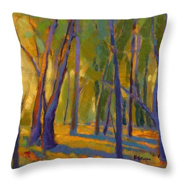 Our Secret Place 6 Throw Pillow