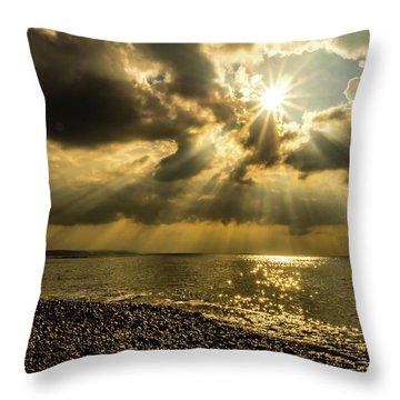 Our Star Throw Pillow