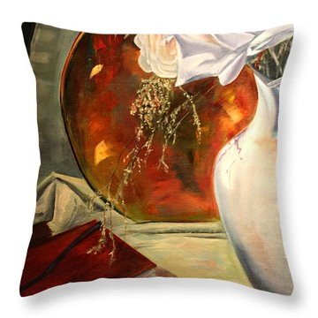 Out Of The Best Books Throw Pillow