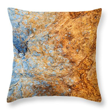Out Of The Fire Throw Pillow