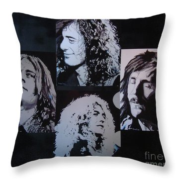 Outtakes Of The Outtakes Throw Pillow by Stuart Engel