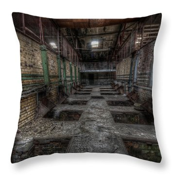 Ovens  Throw Pillow