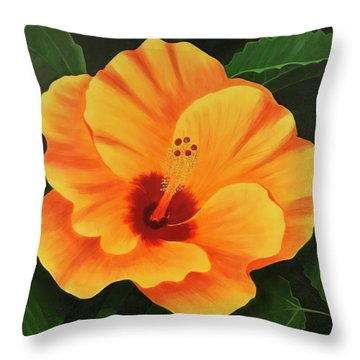 Over-achiever Throw Pillow