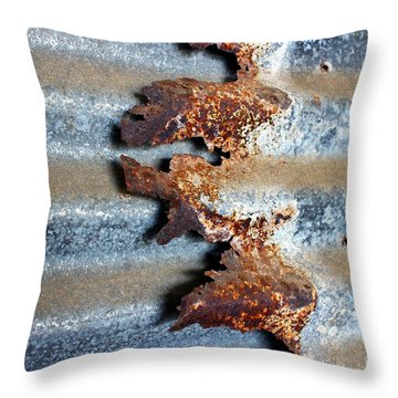 Throw Pillow featuring the photograph Over And Above by Stephen Mitchell