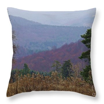 Over And Over And Over Throw Pillow