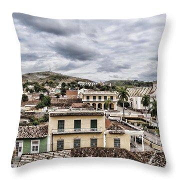 Overlook Trinidad Throw Pillow