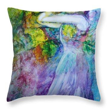 Overwhelming Love Throw Pillow