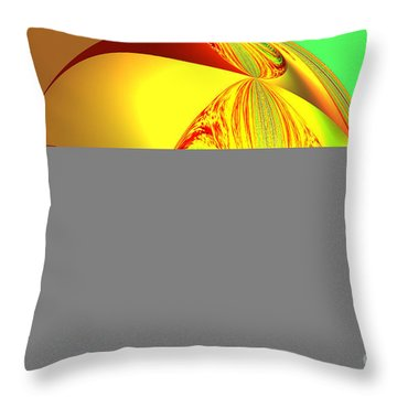 Ovs 47 Throw Pillow