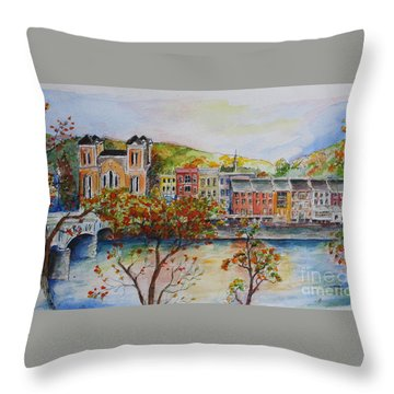 Owego Throw Pillow