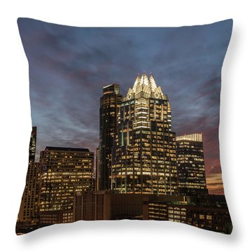 Owl Are You Throw Pillow