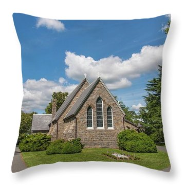 Oxford Church Throw Pillow