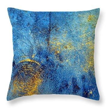 Oxidized Throw Pillow