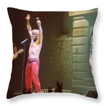 Ozzy 1 Throw Pillow