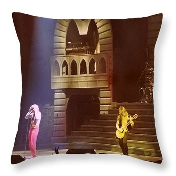 Ozzy 2 Throw Pillow