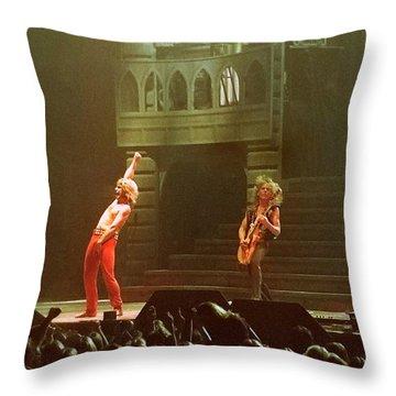 Ozzy 3 Throw Pillow