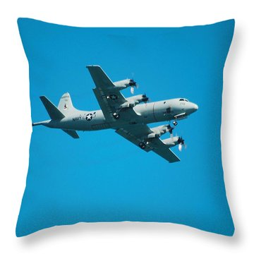 P 3 Orion Throw Pillow by Michael Peychich