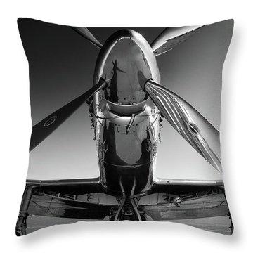 Propeller Throw Pillows